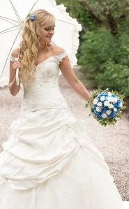 Bröllop, Olga och David