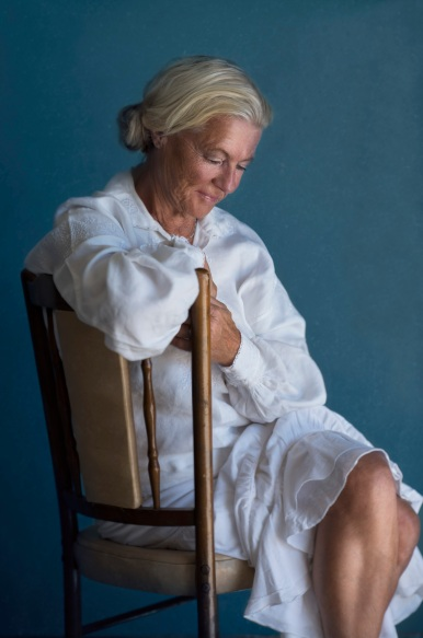 Birgitta, retrato 1